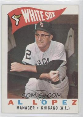 1960 Topps #222 - Al Lopez