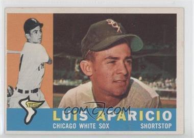 1960 Topps #240 - Luis Aparicio