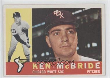 1960 Topps #276 - Ken McBride