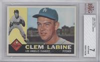 Clem Labine [BVG7]