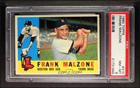 Frank Malzone [PSA8]