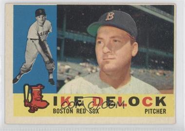 1960 Topps #336 - Ike Delock