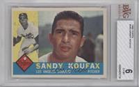 Sandy Koufax [BVG6]