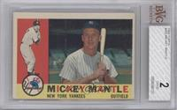Mickey Mantle [BVG 2]