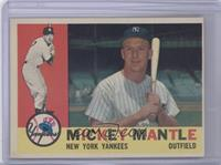 Mickey Mantle [Altered]