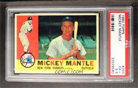 Mickey Mantle [PSA 5.5]