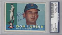 Don Larsen [PSA/DNA Certified Auto]