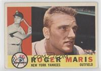 Roger Maris (Gray Back) [Good to VG‑EX]