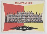 Milwaukee Brewers Team (5th Series Checklist)