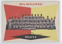 Milwaukee Brewers Team (5th Series Checklist)