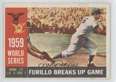 1960 Topps #387GB - Carl Furillo