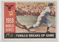 World Series Game #3: Furillo Breaks Up Game (Carl Furillo) [Good to …