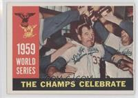 World Series: The Champs Celebrate (White Back)