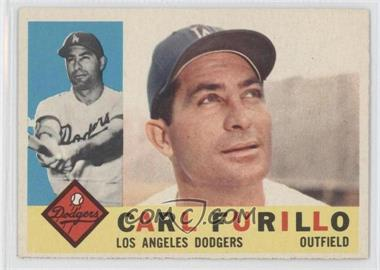 1960 Topps #408 - Carl Furillo