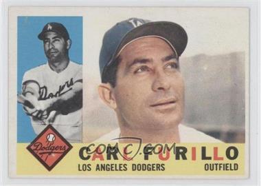 1960 Topps #408WB - Carl Furillo