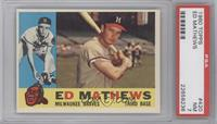 Eddie Mathews [PSA 7]