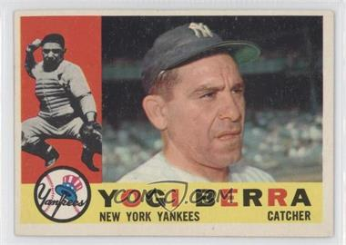 1960 Topps #480 - Yogi Berra