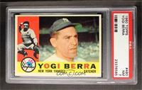 Yogi Berra [PSA7]