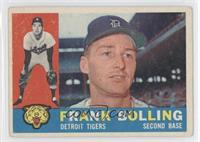 Frank Bolling [Good to VG‑EX]