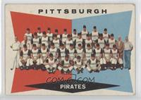 Pittsburgh Pirates Team [Good to VG‑EX]