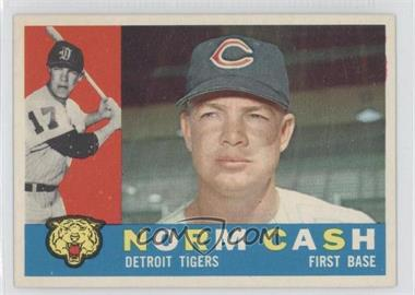 1960 Topps #488 - Norm Cash