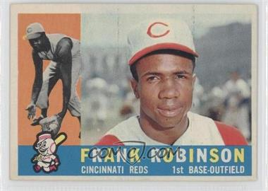 1960 Topps #490 - Frank Robinson