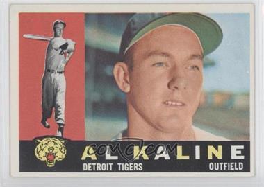 1960 Topps #50 - Al Kaline