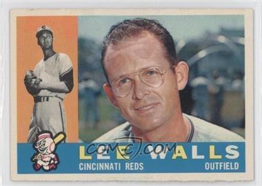 1960 Topps #506 - Lee Walls