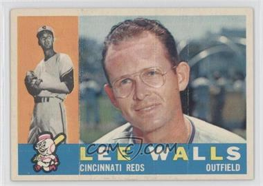 1960 Topps #506 - Lee Walls