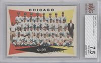Chicago Cubs Team [BVG 7.5]