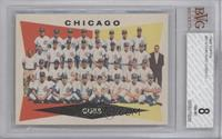 Chicago Cubs Team [BVG 8]