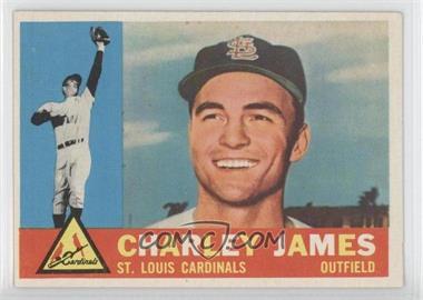 1960 Topps #517 - Charlie James