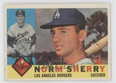 1960 Topps #529 - Norm Sherry