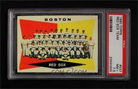 Boston Red Sox Team [PSA 7.5]