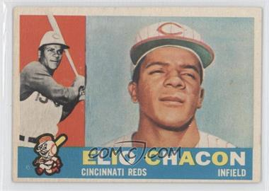 1960 Topps #543 - Elio Chacon [Good to VG‑EX]