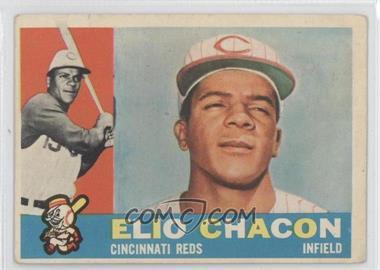 1960 Topps #543 - Elio Chacon