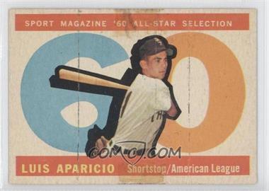 1960 Topps #559 - Luis Aparicio