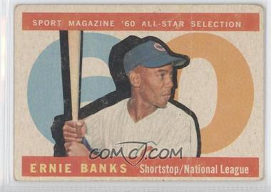 1960 Topps #560 - Ernie Banks