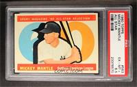 Mickey Mantle [PSA 6.5]