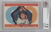 Don Drysdale [BVG 7.5]