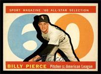 Billy Pierce [NM]