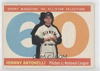 Johnny Antonelli