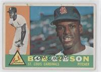 Bob Gibson [Good to VG‑EX]