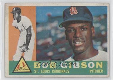 1960 Topps #73 - Bob Gibson