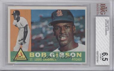 1960 Topps #73 - Bob Gibson [BVG6.5]