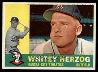 Whitey Herzog [NM]