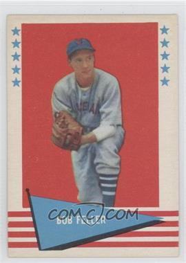1961 Fleer Baseball Greats - [Base] #25 - Bob Feller