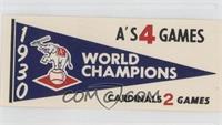 1930 Philadelphia Athletics