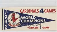 1942 St. Louis Cardinals