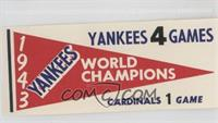1943 New York Yankees